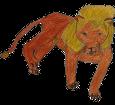 León adulto - pelaje 1000000033